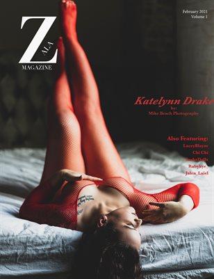 Zala Boudoir Magazine Issue 16 Vol 1