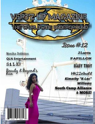 Verb'z Up Magazine #12