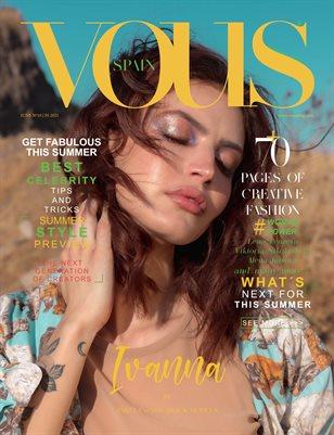 VOUS Magazine | The June Fashion & Beauty Edition | Vol.10 | 2021