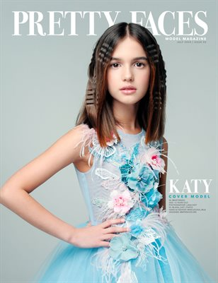 Pretty Faces Model Magazine | July 2020 - Issue 02
