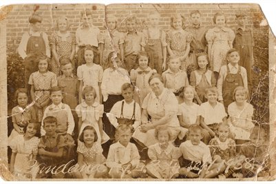 1938 Bandana School, Ballard County, Kentucky