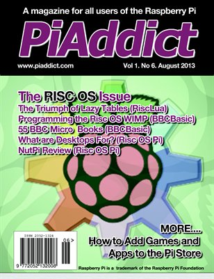 PiAddict Magazine Vol.1 No.6
