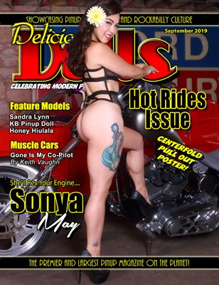 September 2019 Hot Rides Sonya May