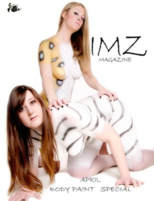 Imodelzone Body paint April