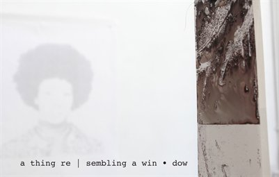a thing re | sembling a win • dow