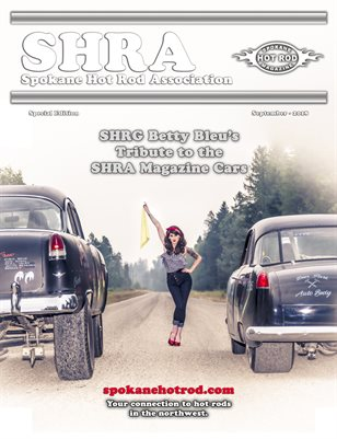 SHRA MAGAZINE - 2018 - Betty Bleu Tribute Issue