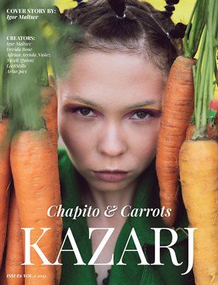 KAZARJ MAGAZINE ISSUE 6 VOL.2 2021