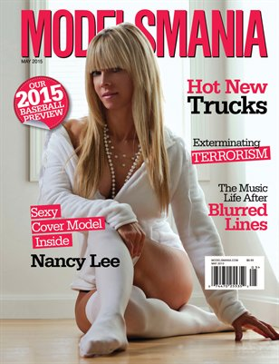 MODELSMANIA MAY 2015
