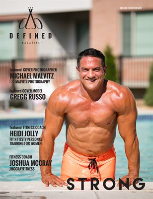 DEFINED MAGAZINE TWENTIETH EDITION - STRONG