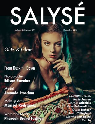 SALYSÉ Magazine | Vol 3:No 60 | December 2017 | Cover Stories