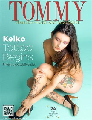 Keiko - Tattoo Begins