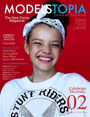 Modelstopia Magazine Issue 02 Cover 2