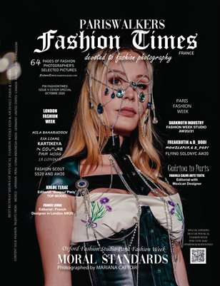 PW FASHION TIMES OCTOBER 2020 ISSUE V