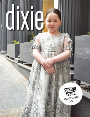 Spring 2021 Issue - Dixie Magazine (Brooke Cover)