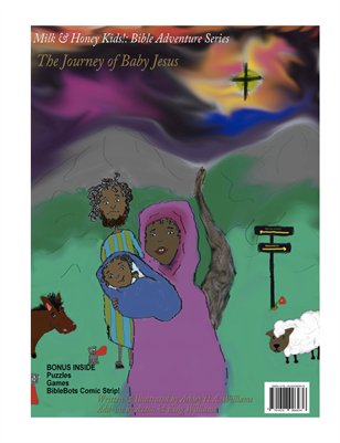 The Journey of Baby Jesus