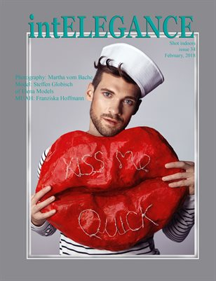 intElegance magazine - issue 34 Feb 2018