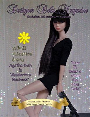 Designer Dolls Magazine - April 2015