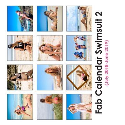 Fab Calendar Swimsuit 2