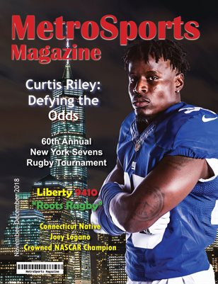 MetroSports Magazine Nov-Dec 2018