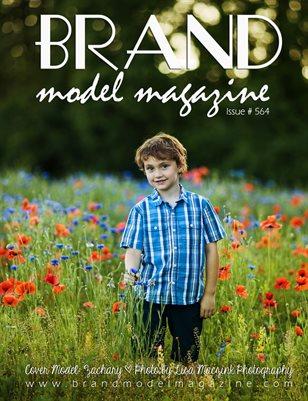Brand Model Magazine  Issue # 564