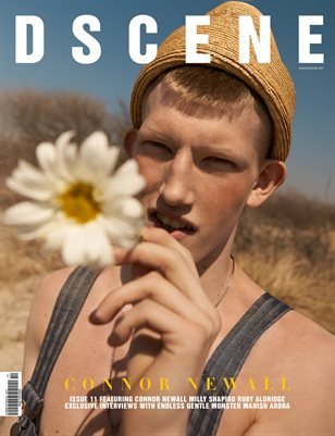 DSCENE - CONNOR NEWALL - ISSUE 11