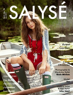 SALYSÉ Magazine | Vol 5 No 73 | JULY 2019 |
