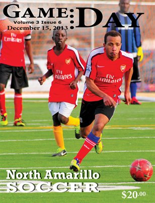 Volume 3 Issue 6 - North Amarillo Soccer