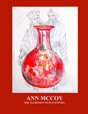 Ann McCoy THE ALCHEMIST OF PFAUENINSEL