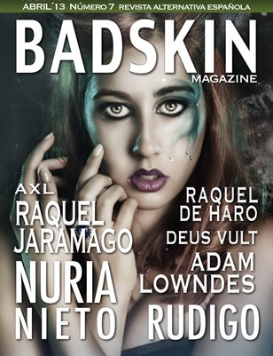 Bad Skin Magazine #ABR2013