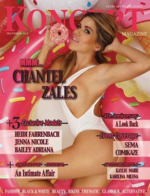 Koncept Magazine December 2014