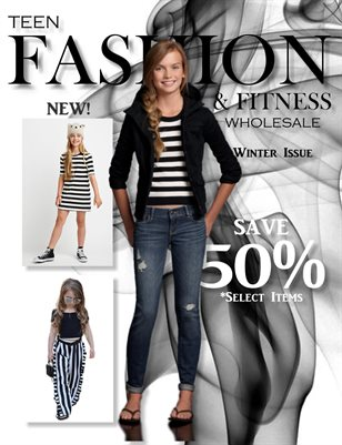 Teen Fashion & Fitness - Winter Issue - *Approved Vendors Only