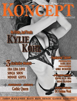 Koncept Magazine October 2014