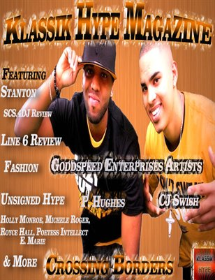 Klassik Hype Magazine: Crossing Borders