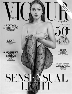 NUDE & Boudoir | August Issue 11