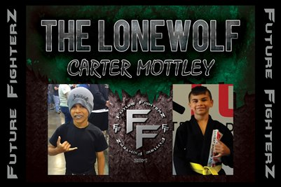 Carter THE LONE WOLF Mottley Poster