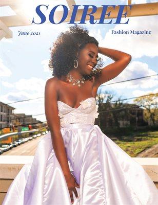 SOIREE FASHION MAGAZINE #16 - June 2021
