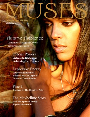Muses September 2012 Issue