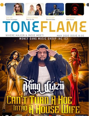 ToneFlame Magazine May 2020