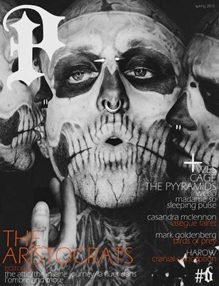 Prysm Issue #6: THE ARISTOCRATS (Spring 2015)