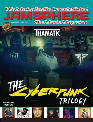 Jamsphere Indie Music Magazine May 2020