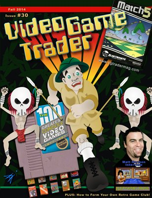 Video Game Trader Magazine #30 (Fall 2014)