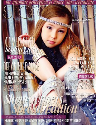 Starbound Magazine May Issue 2013