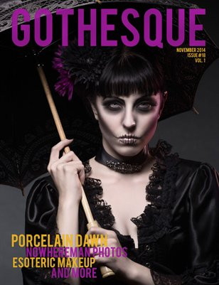 Issue #18 Vol 1 - November 2014