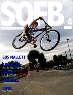 Stoked On Fixed Bikes Issue 4