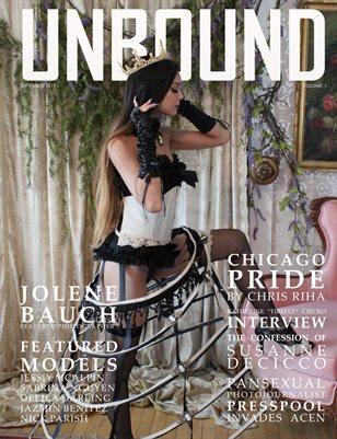 Unbound Mag Vol 1 - Sabrina Nguyen Variant - Sept 2019