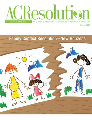 ACResolution Spring 2013 Issue