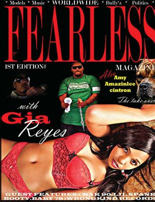 Worldwide Fearless Magazine #1