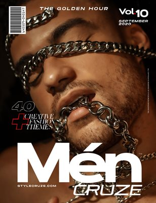 SEPTEMBER 2020 Issue (Vol: 10) | MEN CRUZE Magazine