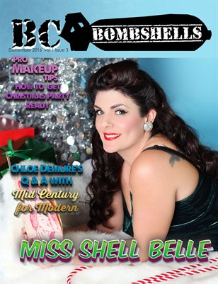 BC Bombshells December 2016 Vol 1 Iss 3