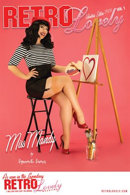 Miss Mandy Cover Poster
